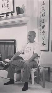 Sam Tam mediterende